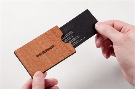 make business card holder cool business card with a card holder eskimo