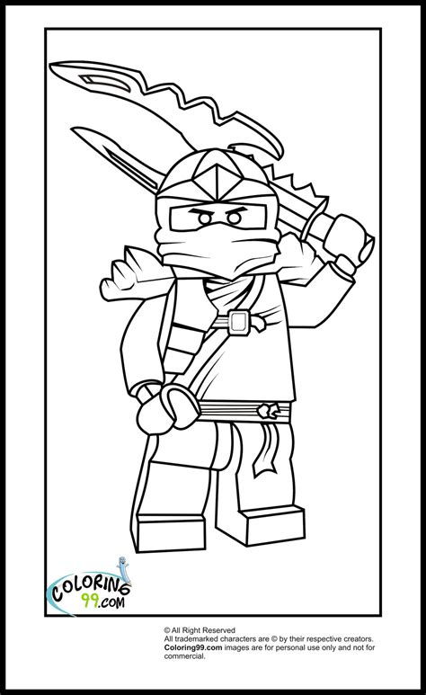 free ninjago 2 0 coloring pages