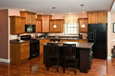 replacement kitchen cabinets for mobile homes cabinet options for manufactured homes should you upgrade