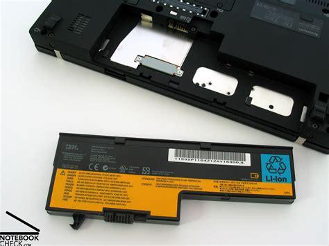 Aag752 Baterai Ibm Thinkpad X60 X60s High Capacity Lithium Ion Oem review ibm lenovo thinkpad x60s notebook notebookcheck