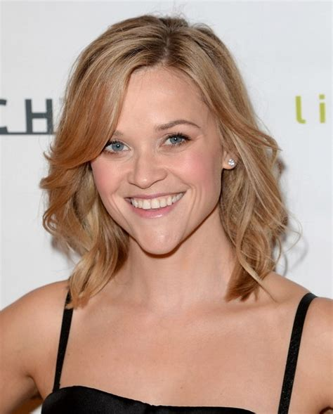 easy hairstyles 2014 2014 reese witherspoon hairstyles easy medium haircut