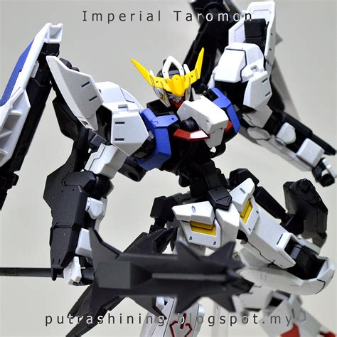 Bandai 1144 Hg Ibo Barbatos 6th Form hgibo 1 144 gundam barbatos 6th form custom by putra