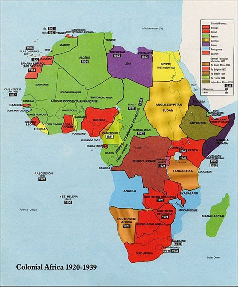 africa map 1900 st atlas index of maps