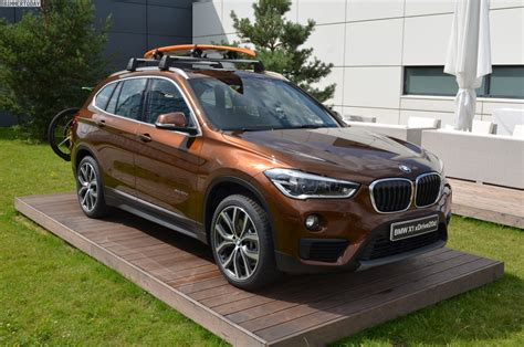 bmw x1 2015 2015 bmw x1 looks great in chestnut bronze color