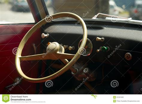 Small Cer Interior by Small Car Stock Photos Image 31331093