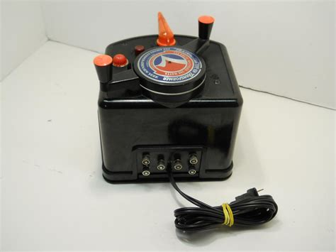 kw box lionel kw postwar transformer 125 with reproduction box