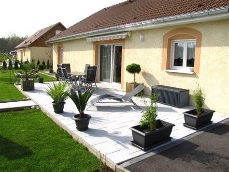 Idée D Aménagement De Jardin 3067 amenagement exterieur terrasse maison obasinc