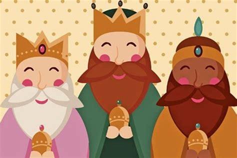 imagenes reyes magos en blanco y negro dibujos de los reyes magos para colorear los mejores