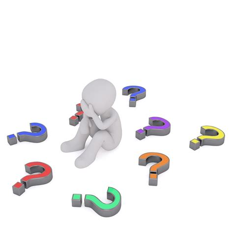 big question how can one person s view of the world free illustration question mark consider think free
