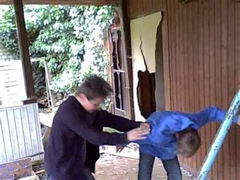backyard wrestling kids backyard wrestling kids little punker vs f u n youtube