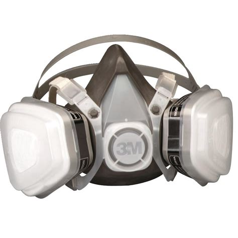 Masker Respirator 3m paint and pesticide respirator gempler s