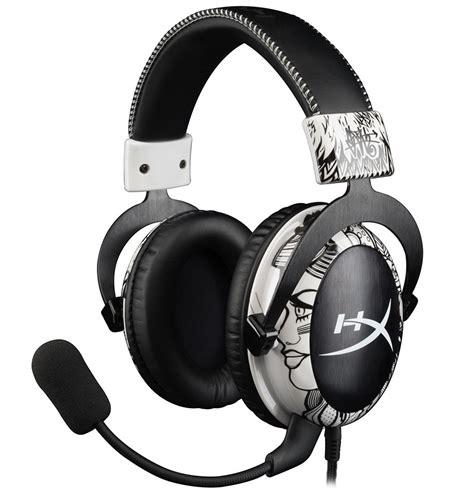 Headset X Tech 338 Hyper Bass kingston announces the hyperx cloud mav edition headset