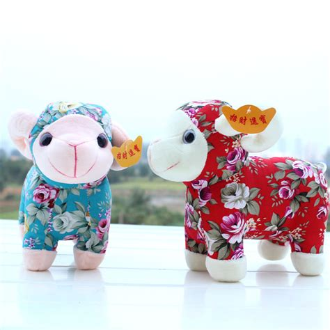 Handmade Children S Toys - selling high quality happy new year 18cm plush