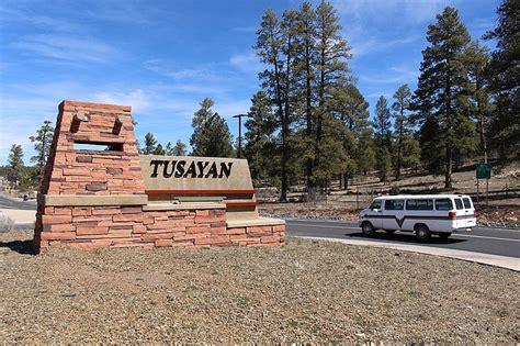 tusayan town council settles   budget ten  housing