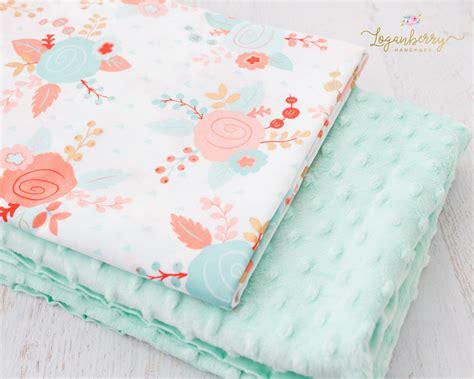 How To Make Handmade Blankets - minky baby blanket tutorial 187 loganberry handmade