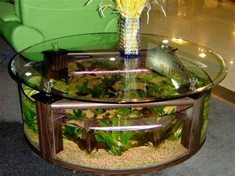 15 ideas to decorate your home with aquarium always in