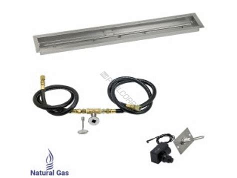 Afg Help Desk by Pool360 American Fireg 48 Quot X6 Quot T Burner Pan Kit Ng