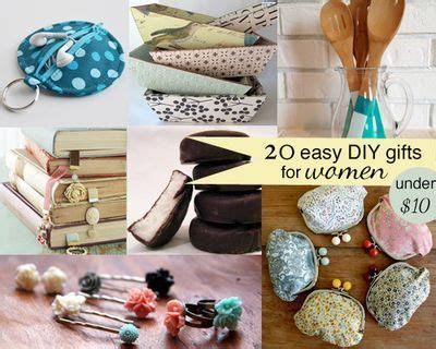 top 10 gifts for women diy gifts and wrap 20 easy diy gifts for women for under