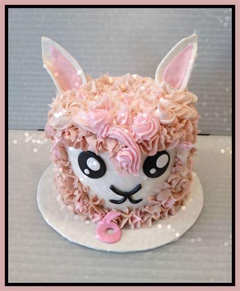 llama cake girly girl cakes   birthday cake llama birthday cake