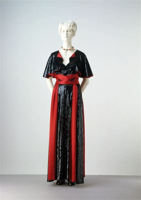 Dress Choco Leo evening dress and cape coco chanel v a search the