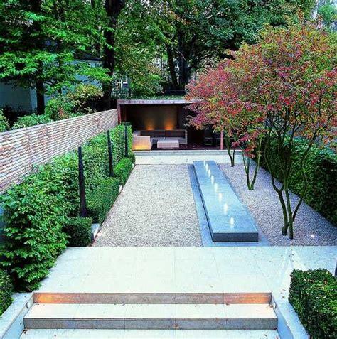 Amenagement Exterieur Jardin Moderne by Am 233 Nagement Paysager Moderne 104 Id 233 Es De Jardin Design