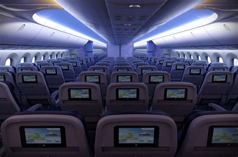 Thomson 787 Dreamliner Interior by Thomson 787 About Travel
