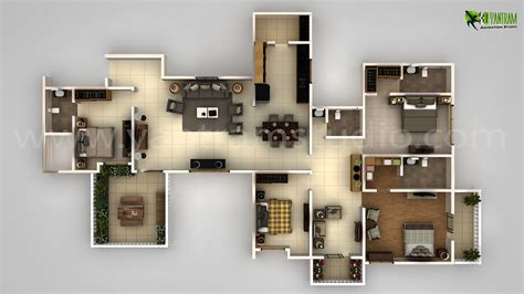 create 3d floor plans modern 3d floor plan design creator yantramstudio s