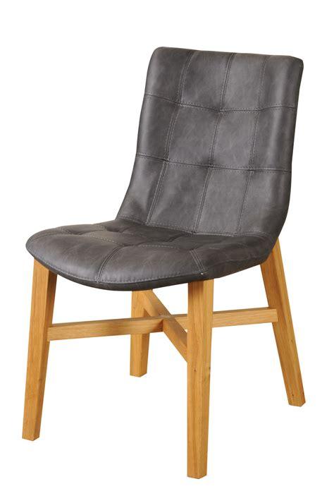stuhl esszimmer design sam 174 esszimmer design stuhl anthrazit eiche bernd