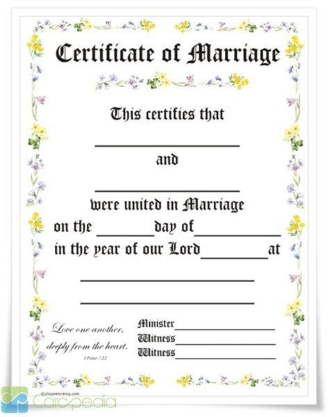 contoh surat nikah