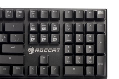 Roccat Suora Mechanical Gaming Keyboard Frameless roccat suora frameless mechanical gaming keyboard ru layout computers pointing devices