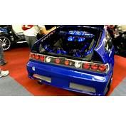 Honda CRX Expo Audio Car 2012  YouTube