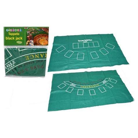 tappeto per tavolo tappeto verde per tavolo da gioco blackjack e cm
