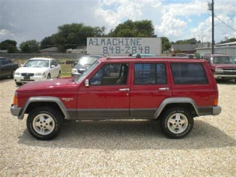 car owners manuals for sale 1992 jeep cherokee navigation system 1992 jeep cherokee cars for sale