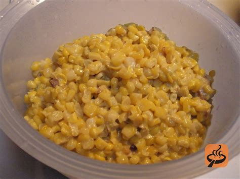 creamy fried corn recipe with photos getmecooking
