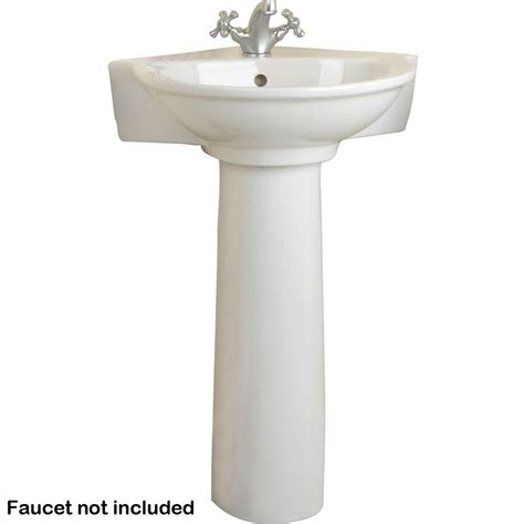bisque bathroom sink barclay products evolution corner pedestal combo bathroom