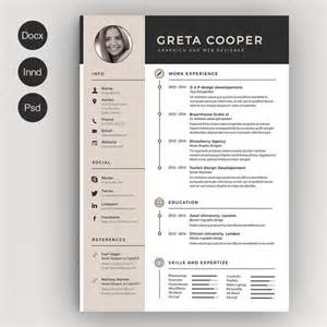 resume sles for cleaning clean cv resume ii resume templates on creative market