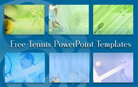 indezine free powerpoint templates 1000 images about tennis powerpoint templates on
