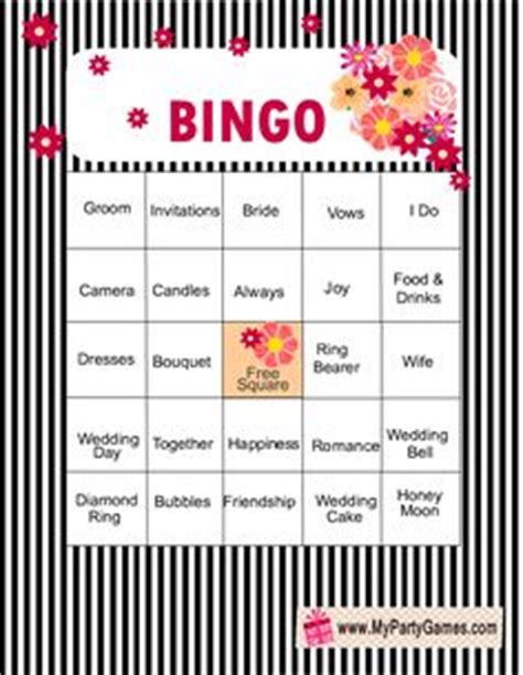printable romantic games 1000 images about free printable bridal shower games on