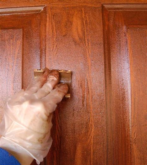 how to paint faux wood best 25 faux wood paint ideas on wood door