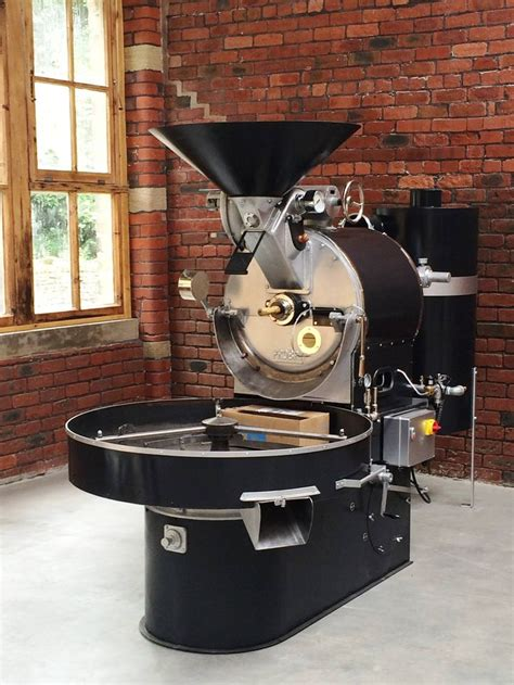 Coffee Roaster after months of work our beautiful probat ug22 coffee roaster is transformed in to a better