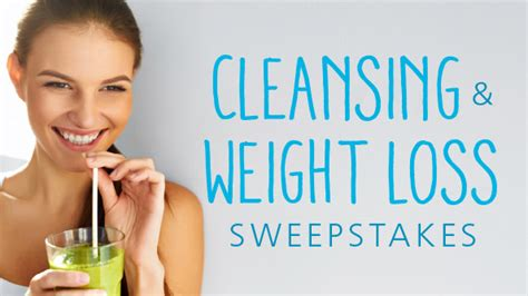 Weigh To Win Sweepstakes - delicious living 2017 cleansing weight loss sweepstakes delicious living