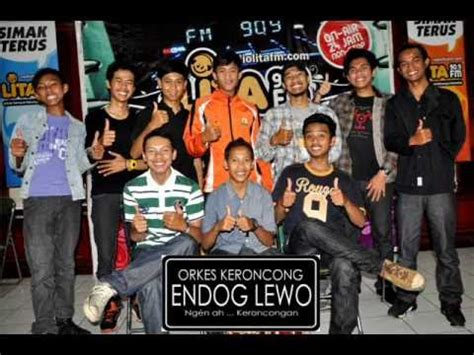 Endog Lewo butiran debu rumor keroncong version by endog lewo