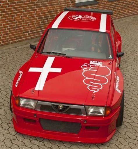 Kyt Romeo Highway alfa romeo 75 touring car alfa romeo