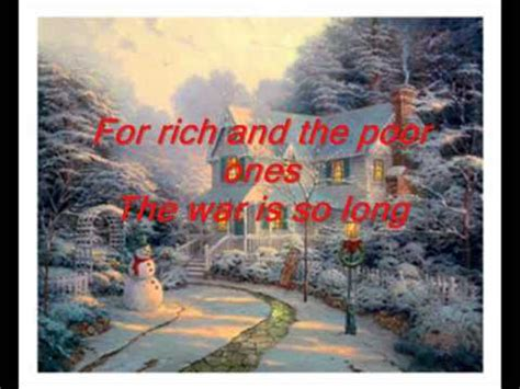 celine dion    christmas lyrics youtube