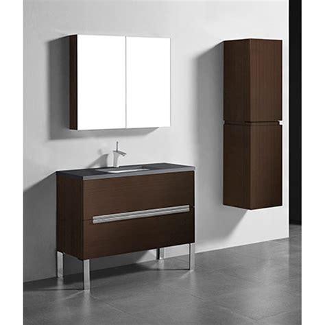 Soho Vanity by Madeli Soho 42 Quot Bathroom Vanity For Quartzstone Top