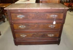 antike kommode mit marmorplatte antique marble top 3 drawer dresser chest ebay