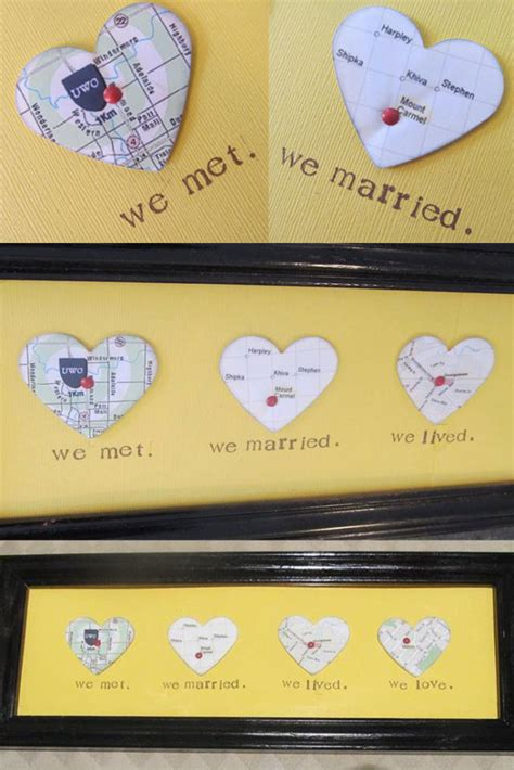 diy gifts for husband husband birthday gift idea diy picture frame
