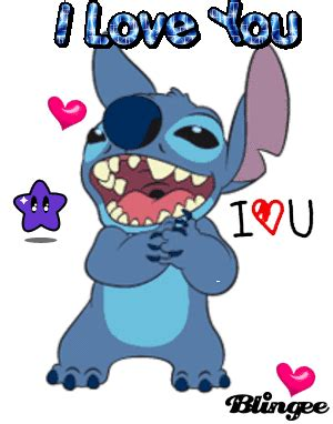 i love you stitch picture 127851455 blingee com