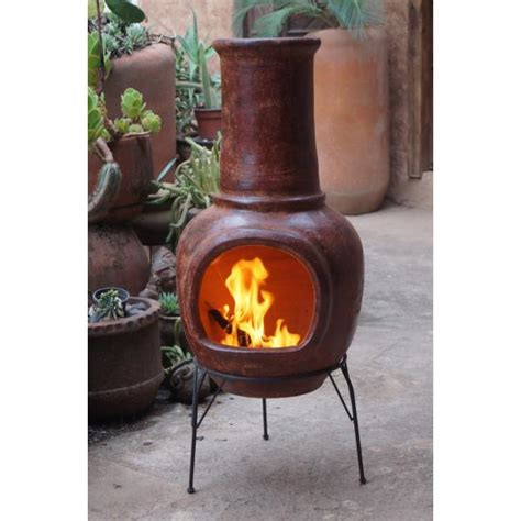 mexican chimney brazier coachimport braseros mexicains