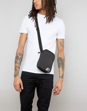 Reebok Flight Bag In Black Ab1267 by S Flight Bags Shop S Leather Bags Today Asos
